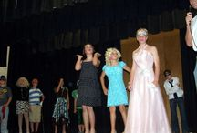 Womanless and boys pageants / An amazing collection,absolutely the most original and complete ever...boys dressed as girls in pagents,parading in front of girls,wearing wigs,heels and everything!