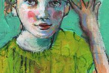 Portrait / Fille