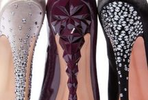 Shoes, purses, & tights, OH MY! / by Amber Burr