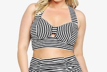 Curvy Swim Wear