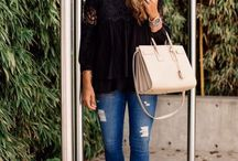 Lindos outfits casuales para copiar - Cute casual outfits to copy