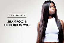 Tutorials for Lace Wigs