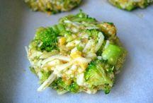 Brokkolis pogácsa