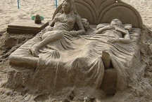 Chalk and Sand Art / by Alison Windler