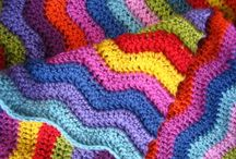 Handmade-Crochet,Knit,Quilts / by Aubrey McLellan