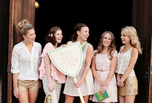 bachelorette party/bridal shower ideas / by Kyle Unfug