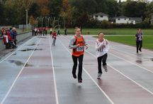 Four Corners Track and Field-2014 Brockville / A fantastic day out at Thousand Islands Secondary School! The rain held off for our first Four Corners of the year! Thanks to the TISS volunteers for all of their great work! — at Thousand Islands Secondary School (TISS).