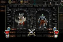 Dark Tower / Dark Tower is a logic RPG mobile game for Android, iOS, Windows Phone and Windows 8 platforms. Coming July/August 2013!