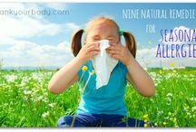 All Natural Remedies / by All Natural Home and Beauty
