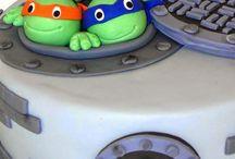 tartas tortugas ninja