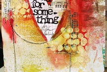 Art Journal Inspiration / by Kim Dellow