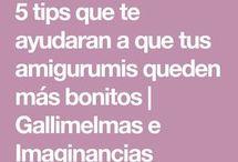 Tips amigurumi