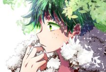 deku my cinnamon roll