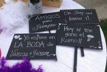 Boda Angie + Alirio / Boda católica estilo vintage