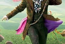 Mad Hatter from Alice in Wonderland and from Alice through the Looking Glass