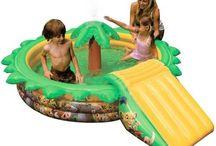 Bazine si piscine pentru copii / Pentru copii, bazine si piscine gonflabile sau cu cadru metalic http://www.babyplus.ro/joaca-si-activitati/bazine-si-piscine/