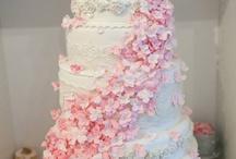 cakes / by Tiffani