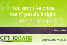 Inspirational / Our favorite #inspirational #quotes. #Health #Wellness