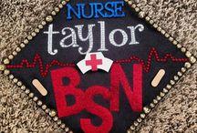 Nursing Graduation Caps