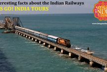 10 interesting facts about the Indian Railways / Read blog on 10 interesting facts about the Indian Railways  http://letsgoindiatours.blogspot.in/2016/05/10-interesting-facts-about-indian.html