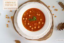 Domowe zupy / Domowe zupy - szybkie i łatwe w przygotowaniu.
