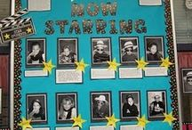 Movie Themed Classroom / by Jaclyn Ann