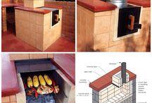 Grill Deck Ideas