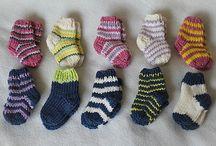 Kötött zoknik