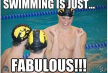 funny swimming memes
