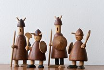 wooden toys / by winterludes {dolls}
