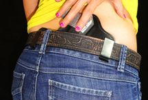 Creative Conceal / Creative Conceal Carry for Women --  / by Sarah Esther