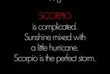Being Scorpio
