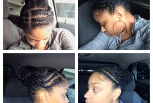 Protective hairstyles / by Nicole Fearon-Barringer