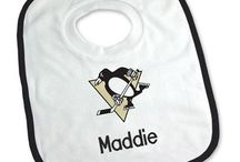 Pittsburgh Penguins Baby Gifts / Personalized Baby Gifts For Fans Of The Pittsburgh Penguins NHL Hockey Team