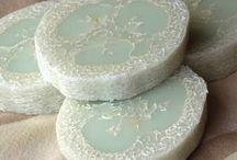 M&P soap ideas