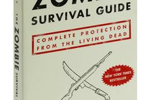 HOW TO SURVIVE A ZOMBIE INVASION / Zombies, fun.