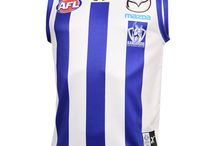 ShopAFL North Melbourne Kangaroos Gear / Find all the latest North Melbourne Kangaroos gear and merchandise from all clubs on the Official Online Shop of the AFL. Visit us at http://Shop.AFL.com.au/ today