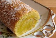 Receitas & Recipes - Torta & Rocambole & Rolé
