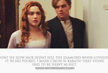 titanic confessions...
