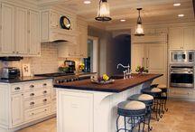 kitchen ideas / by April Stewart Overdorf
