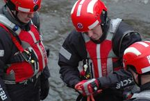 Search and Rescue / Search and Rescue professionals at work