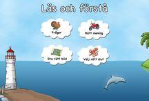 Åk 1 - Svenska - läsa