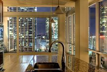 The VUE Charlotte on 5th / The VUE Charlotte on 5th's deluxe 1, 2 and 3 bedroom apartments boast spectacular views of Uptown Charlotte; it's called The VUE for a reason. Floor-to-ceiling glass, unencumbered views and distinct architecture make luxury apartment living a truly visual experience. The VUE Charlotte on 5th is a perfect blend of classic design and luxe features with chic modernism.
