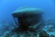 Underwater Barbados / The warm, clear waters off Barbados are perfect for snorkeling and scuba diving. Explore Caribbean sunken wrecks and coral reefs teeming with marine life including tropical fish, sea horses, rays, octopus, turtles and eels.