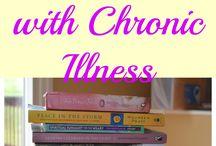 Reading List / Chronic Illness Books. Medical Books.  #chronicillness #invisibleillness #undiagnosedillness #undiagnosedwarrior