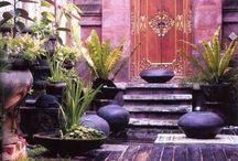 bali gardens / bali garden