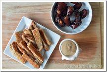 Healthy snacks / by Treshia Hart