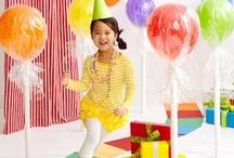 {kids} party ideas