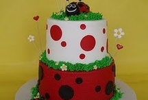cakes / by S. M. Farmer