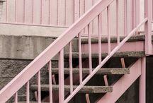 Millennial pink panther